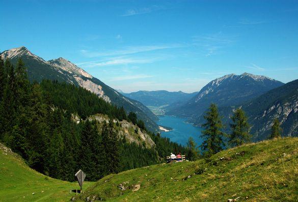 Berghütten und Hütten am Achensee in Tirol mieten