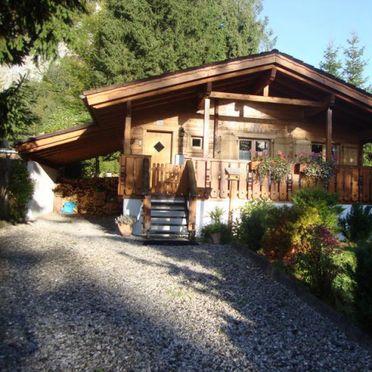 Alpen-Chalets Haus Elisabeth, Frontansicht