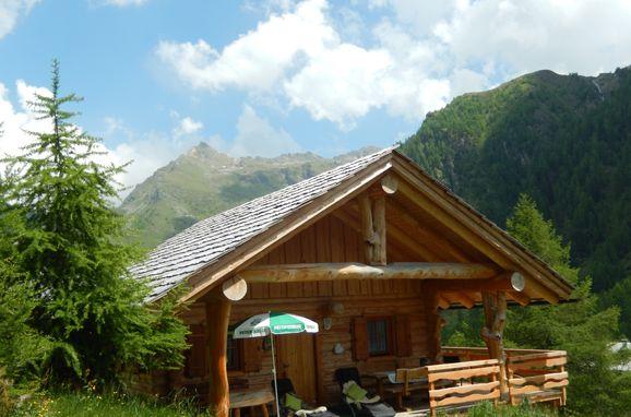 Summer, Almrosenhütte, Mörtschach, Kärnten, Carinthia , Austria