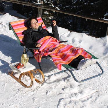 Kotmarhütte, Winter
