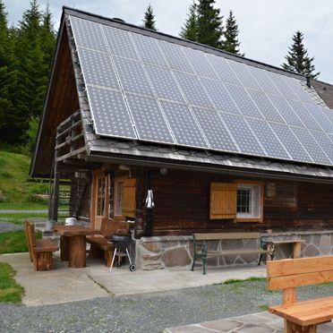 Jagerhütte, Sommer