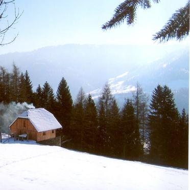 Pirschhütte, Landschaft