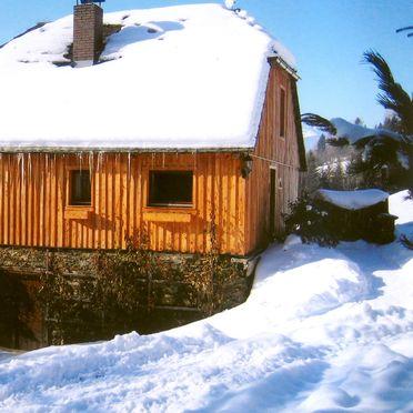 Pirschhütte, Frontansicht