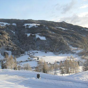 Winter Aussicht, Höllerhütte, Katsch, Steiermark, Steiermark, Österreich