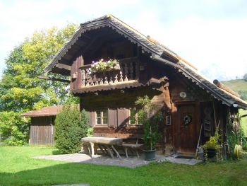 Hexenhäuschen - Salzburg - Österreich