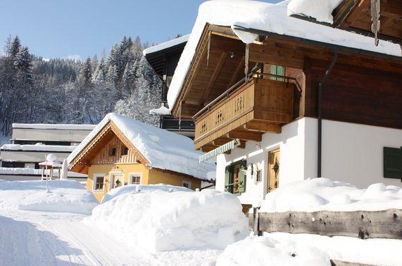 Frontansicht1, Stallerhütte 1 in Maria Alm, Salzburg, Salzburg, Österreich