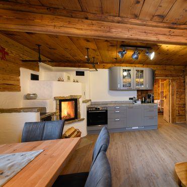 Kitchen, Hungarhub Hütte in Großarl, Salzburg, Salzburg, Austria