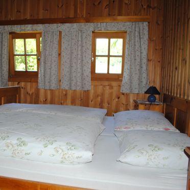 Schachenhäusl, Schlafzimmer