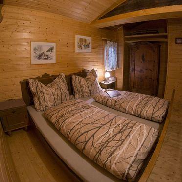 Försterhütte, Schlafzimmer