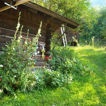 Zetzenberghütte, Garten