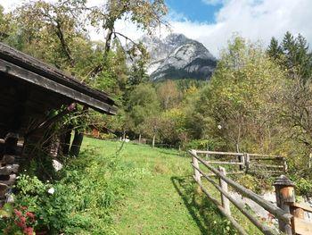 Zetzenberghütte - Salzburg - Österreich