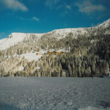 Vordergottschallalm, Winter