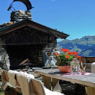 terrace, Jagdhütte Auhof in Jochberg, Tirol, Tyrol, Austria