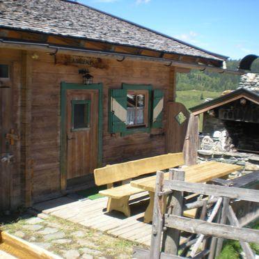 Jagdhütte Auhof, Freisitz