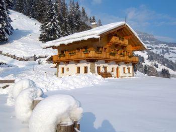 Chalet Kleinbretteneben - Salzburg - Österreich