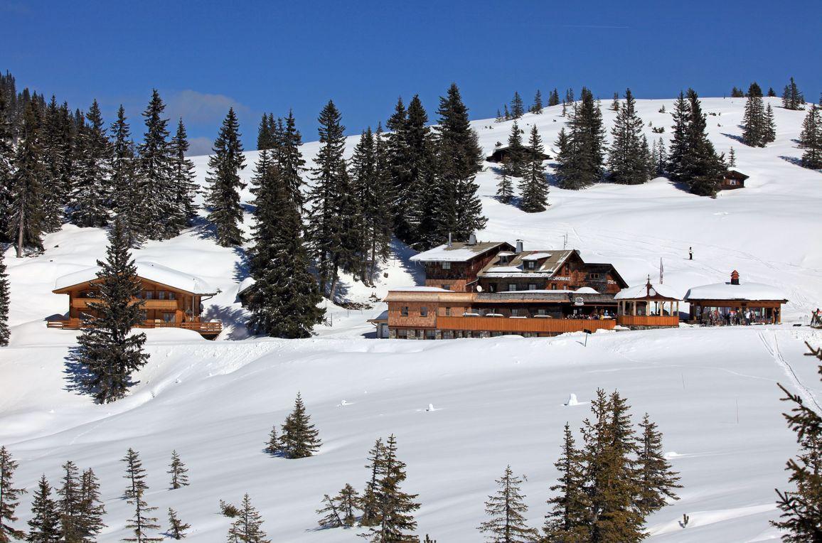 Chalet Brechhorn Landhaus, Winter
