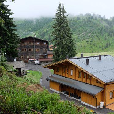 Rückansicht, Chalet Brechhorn Landhaus in Westendorf, Tirol, Tirol, Österreich