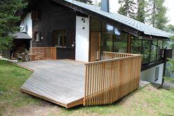 Hütten in Arriach in Kärnten