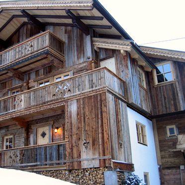 Forsthaus Daringer, Rueckansicht