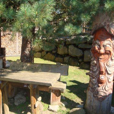 Forsthaus Daringer, Gartenmöbel