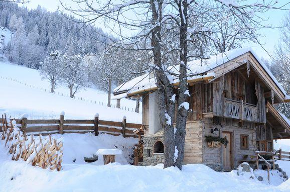 Winter, Gschwandt Hüttn in Haus, Steiermark, Steiermark, Österreich