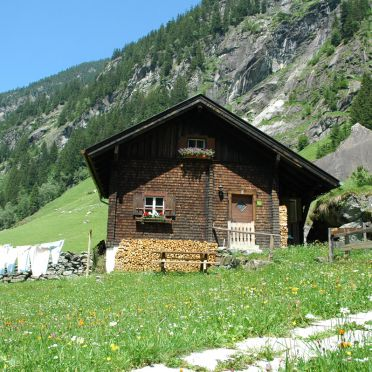 Frontansicht1, Ferienhaus Stillupp, Mayrhofen, Tirol, Tirol, Österreich