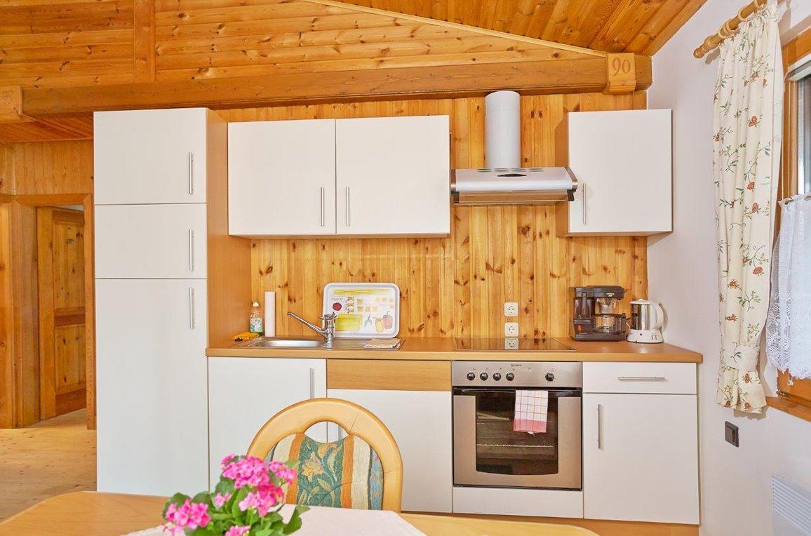 Ferienhaus Wachau, Kitchen