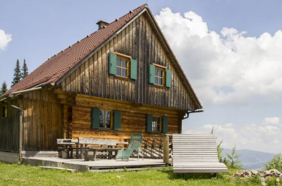, Almhütten Moselebauer, Bad St. Leonhard, Kärnten, Carinthia , Austria