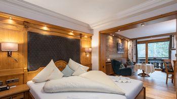 Doppelzimmer Komfort 38 qm | 1 Nacht
