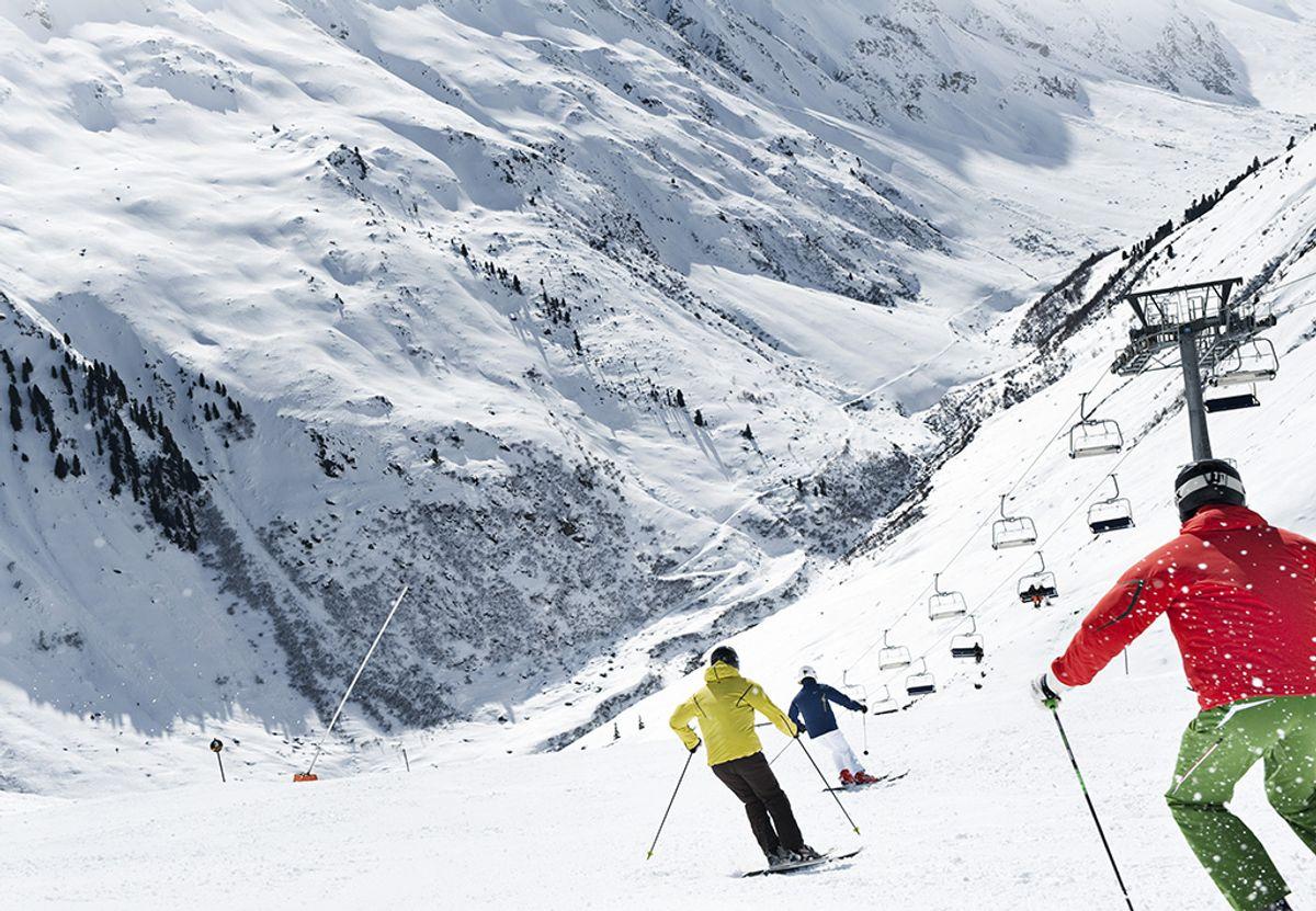 Schifahren: individuell und intensiv
