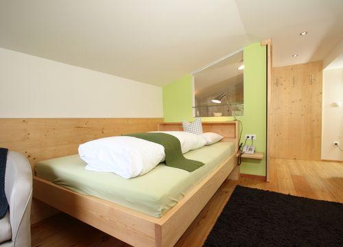 Einzelzimmer Stillebach (1/2) - Biohotel Stillebach
