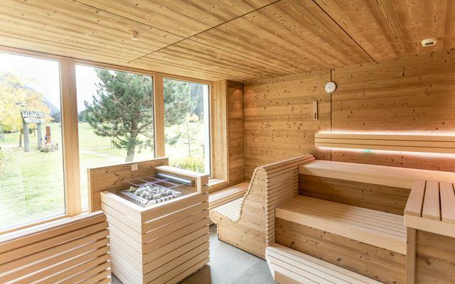Sauna am Hof