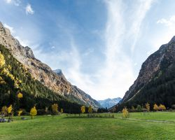Herbst - Biohotel Stillebach, St. Leonhard im Pitztal, Tirol, Österreich