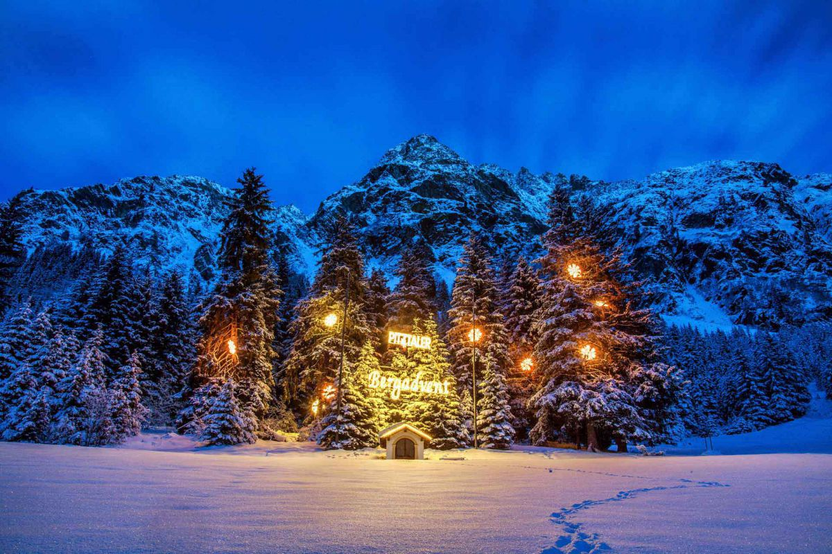 Advent in Stillebach| 4 nights