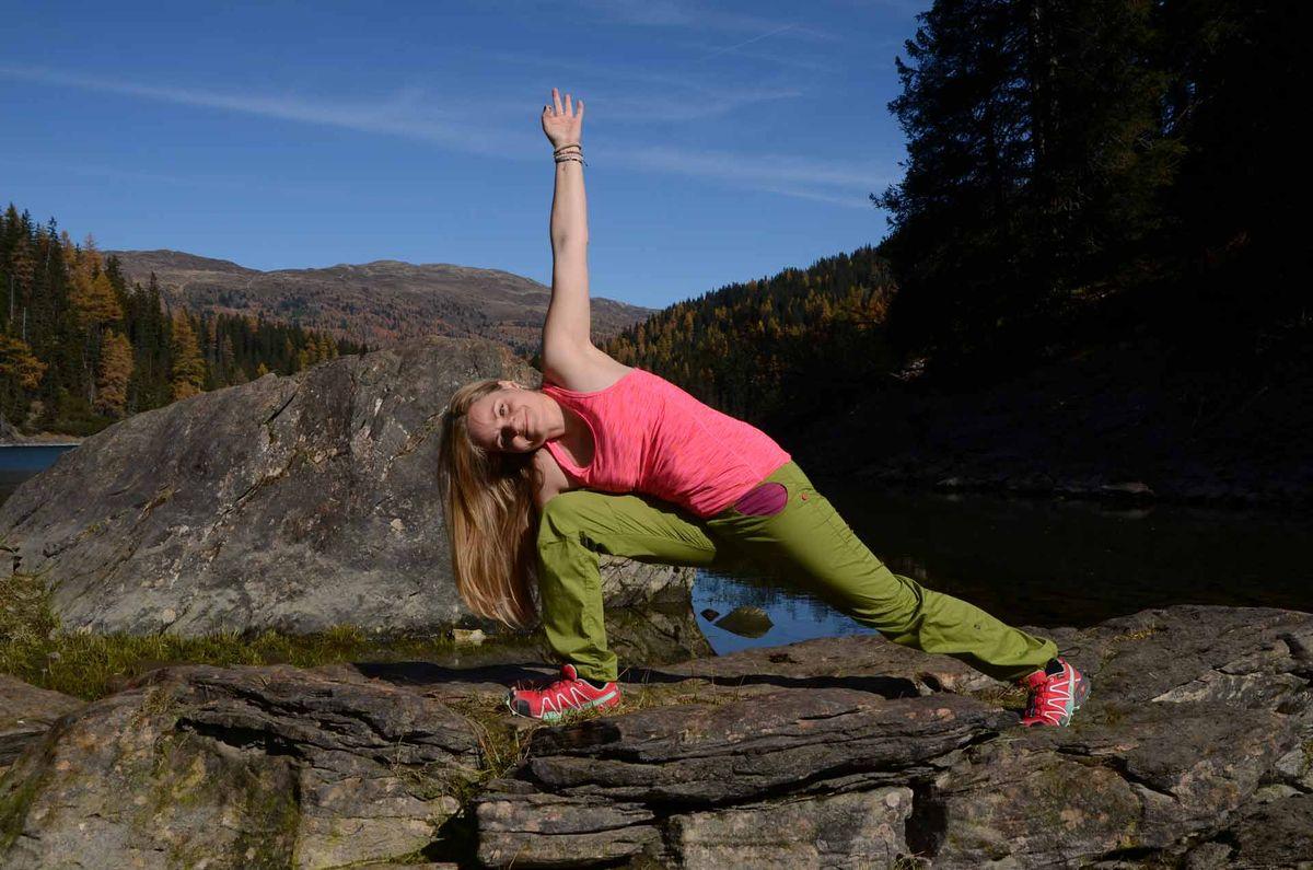 Yoga und Wanderwochenend-Retreat