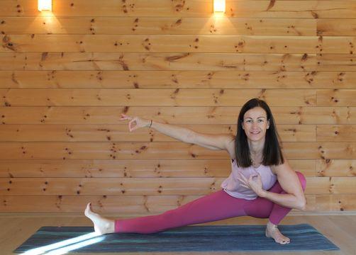 Yoga im Einklang mit der Jahreszeit - Biohotel Stillebach