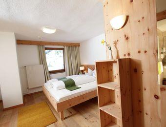 Zirben-Doppelzimmer Stillebach - Biohotel Stillebach