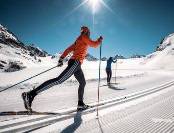 Top Angebot: Einfach nur Langlaufen  - Biohotel Stillebach