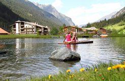 Biohotel Stillebach: Urlaub mit Kinder - Biohotel Stillebach, St. Leonhard im Pitztal, Tirol, Österreich