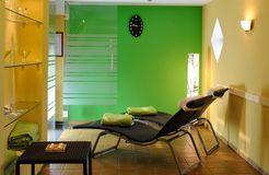 Biohotel Stillebach: Entspannen im Wellnessbereich - Biohotel Stillebach, St. Leonhard im Pitztal, Tirol, Österreich
