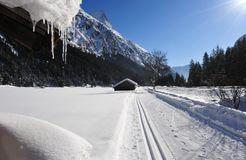 Biohotel Stillebach: Beste Loipen zum Langlaufen - Biohotel Stillebach, St. Leonhard im Pitztal, Tirol, Österreich