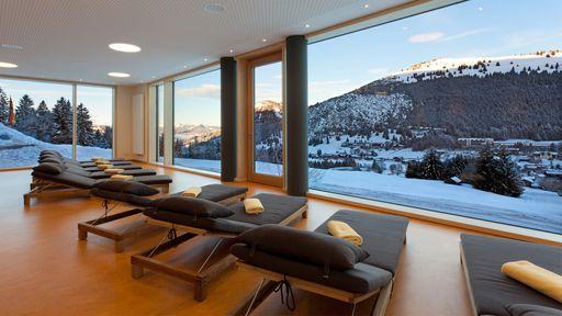 Biohotel Mattlihüs Wellness Spa Winter