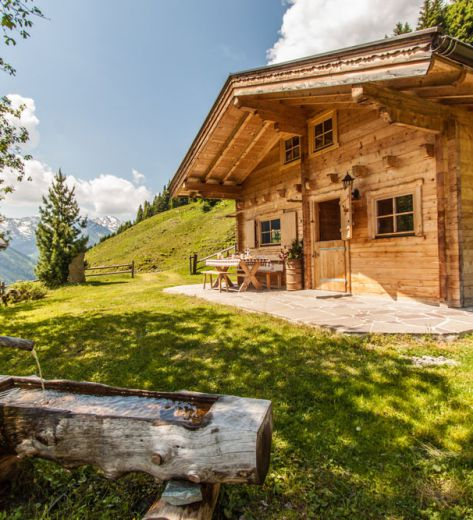 Weekend in a chalet