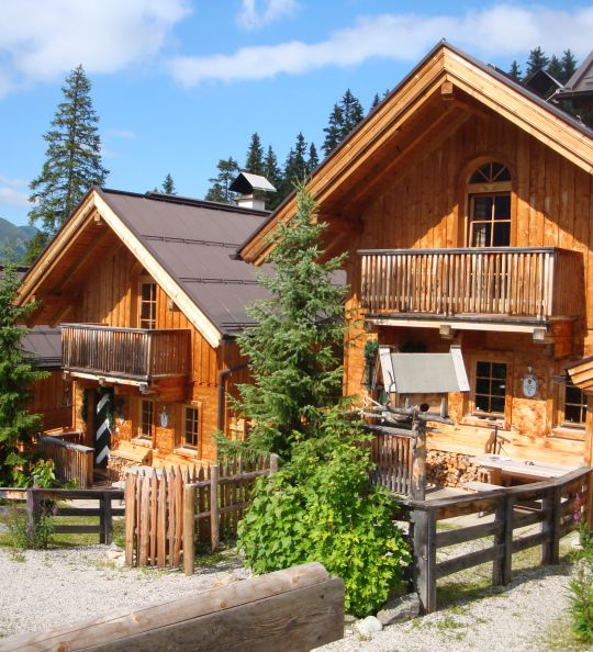 Chalets with daily arrival    3 nights