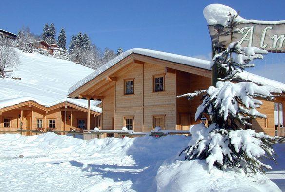 Berghütten und Hütten in der Wildschönau in Tirol mieten