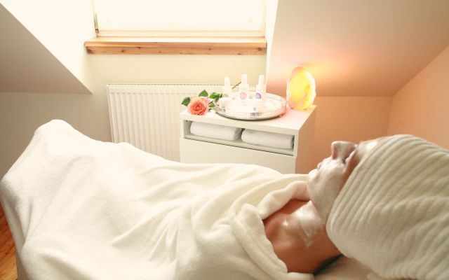 Biohotel Il Plonner: Massage