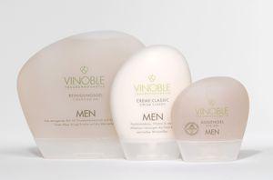 Vinoble Men Basis-Gesichtsbehandlung