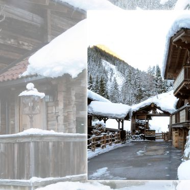 , Hubertushütte in Mayrhofen, Tirol, Tyrol, Austria