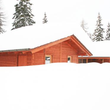 Alpine-Lodges Theresia, Winter