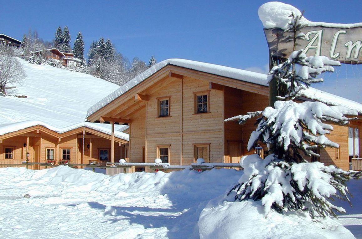 Almdorf Wildschönau - N1, Winter